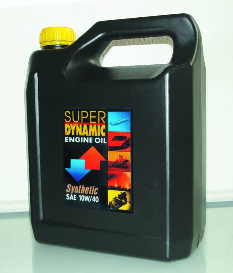 Synthetic oil 10W40